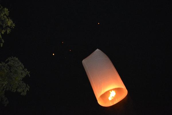 unser Himmelsballon